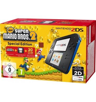 Nintendo 2DS + New Super Mario Bros. 2