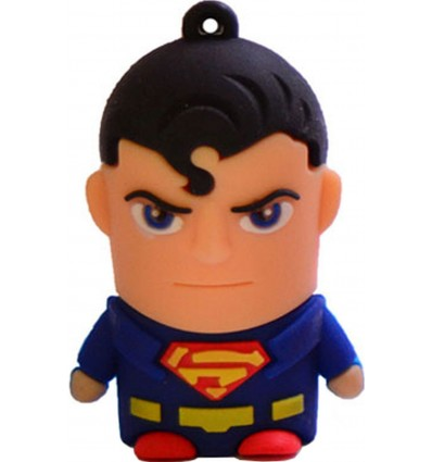 Tech1Tech USB Flash Drive Superman - 16GB