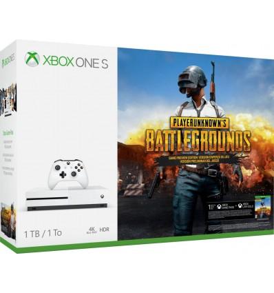 Microsoft Xbox One S 1TB + Playerunknown's Battlegrounds