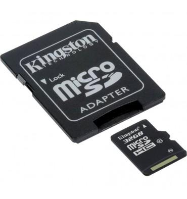 Kingston MicroSDHC SDC10 16GB-32GB-64GB-128GB