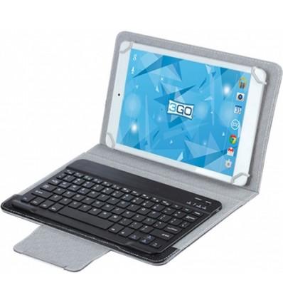 """3Go Funda Tablet 10"""" con Teclado Bluetooth"""